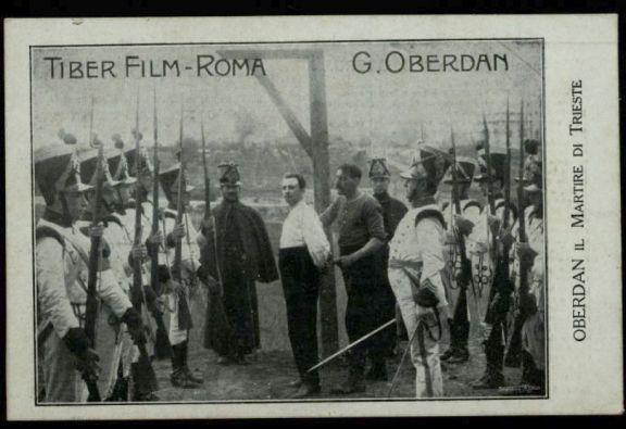 Oberdan il martire di Trieste  / Danesi