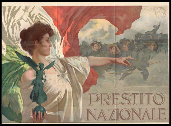 Prestito Nazionale  / M. Borgoni