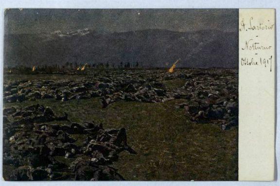Notturno: ottobre 1917