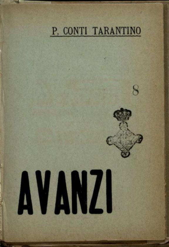 Avanzi  / P. Conti Tarantino