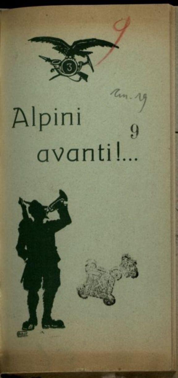 Alpini, avanti!..