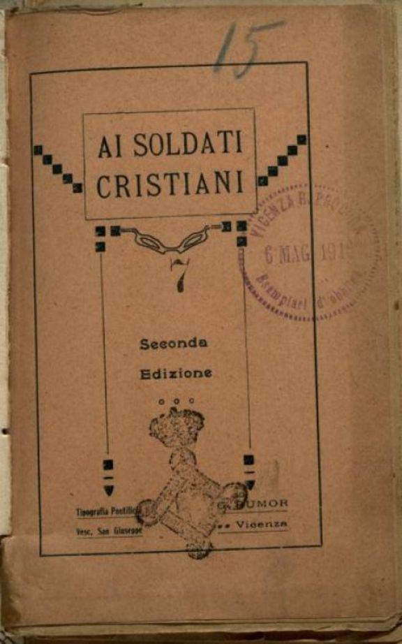Ai soldati cristiani  / D.G. Bauce