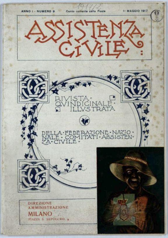 Assistenza civile  : rivista quindicinale, illustrata della Federazione nazionale Comitati assistenza civile