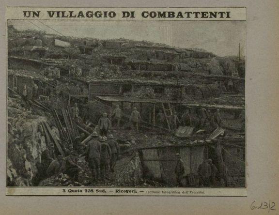 Un villaggio di combattenti