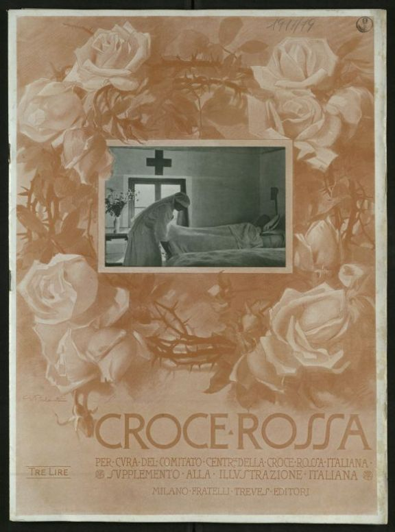 Croce rossa  : supplememto all'Illustrazione italiana