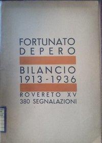 Bilancio 1913 1936: 380 segnalazioni