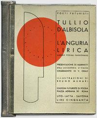 L'anguria lirica: (lungo poema passionale)