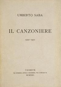 Il Canzoniere: 1920-1921