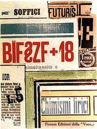 Bif& ZF + 18 = Simultaneità – Chimismi lirici