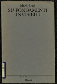 Su fondamenti invisibili