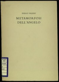 Metamorfosi dell'angelo