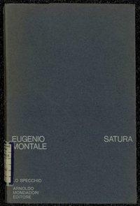Satura 1962-1970