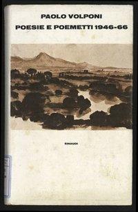 Poesie e poemetti: 1946-66