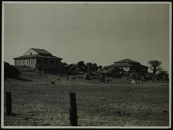 Abitazioni e uffici dell'azienda; feb. 1937