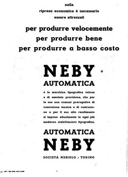 Bollettino della Federazione nazionale fascista dell'industria grafica ed affini