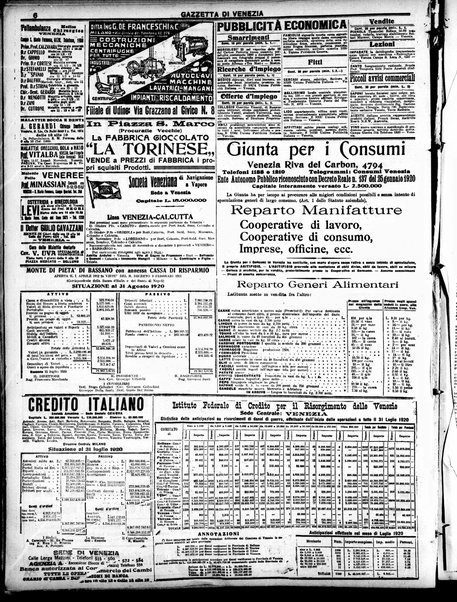 Gazzetta di Venezia