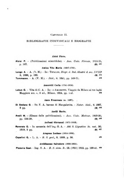 Giornale di geologia annali del R. Museo geologico di Bologna