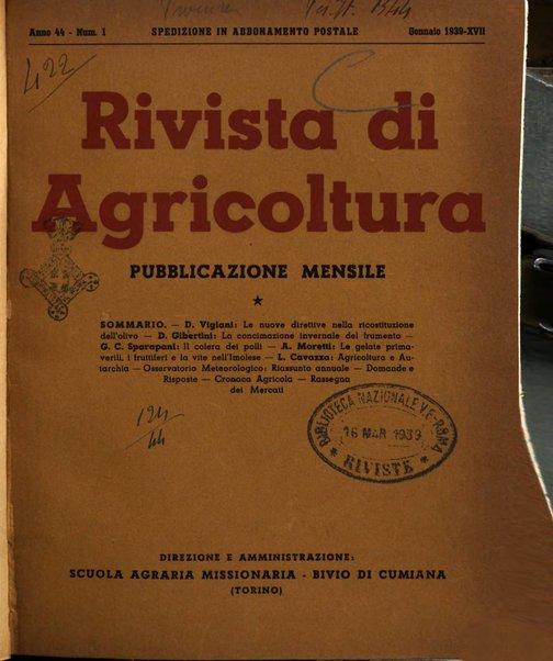 Rivista di agricoltura