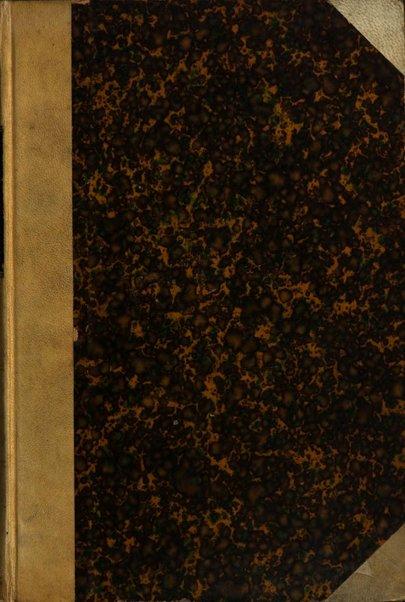 La natura rivista di scienze fisiche e naturali