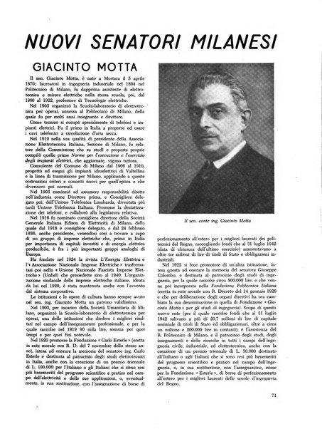 Milano rivista mensile del Comune