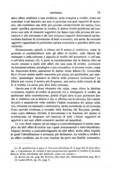 Il diritto commerciale rivista periodica e critica di giurisprudenza e legislazione
