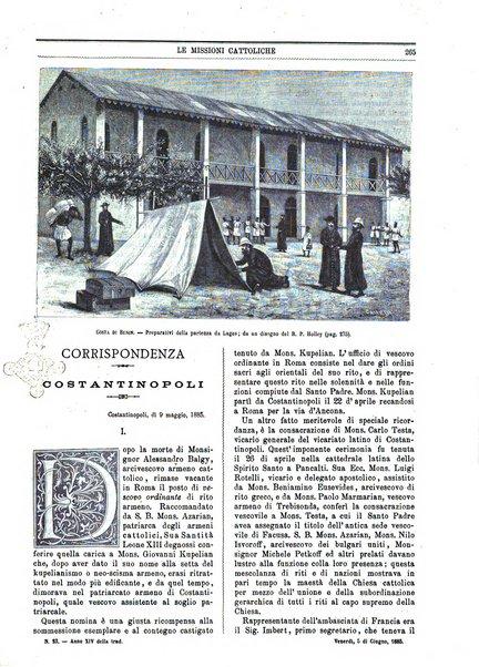 Le missioni cattoliche rivista quindicinale