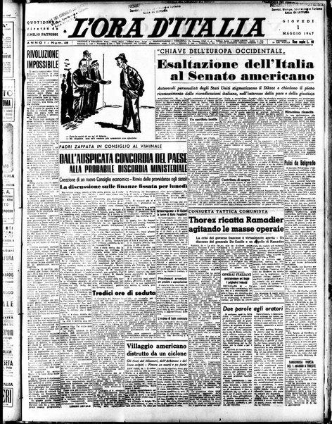 L'ora d'Italia