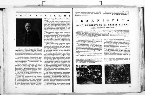 Architettura : rivista del Sindacato nazionale fascista architetti