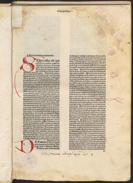 4-5: Lectura domini Nicolai siculi super quarto [-quinto] decretalium libro ...