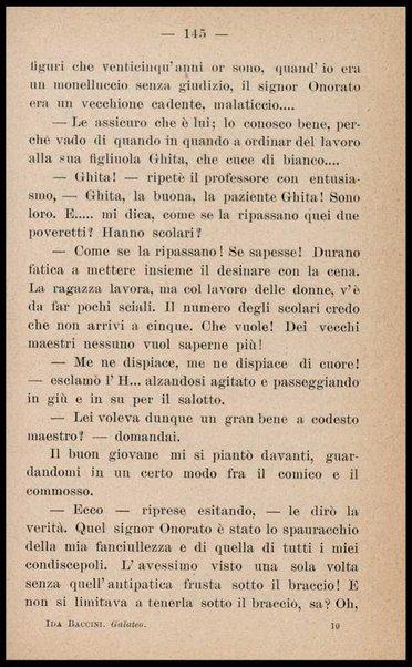Lo spirito del Galateo e il Galateo dello spirito / Ida Baccini
