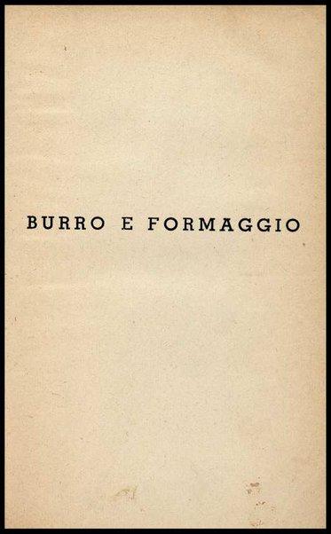 2: Burro e formaggio / Giuseppe Fascetti