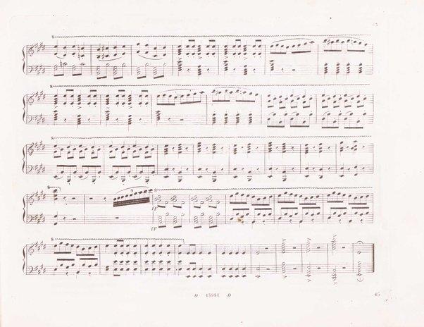 Linda di Chamounix : melodramma in tre atti / di G. Rossi ; posto in musica da Gaetano Donizetti ; riduzione per canto con accomp.o di pianoforte del m.o P. Tonassi