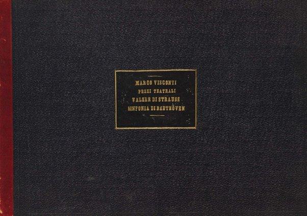 ˜19: œVa pensiero sull'ali dorate : coro di schiavi ebrei / Giuseppe Verdi