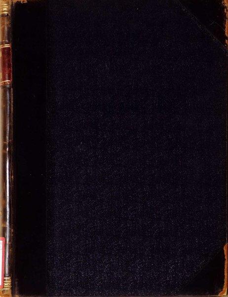 ˜Il œpirata / Vincenzo Bellini ; melodramma in due atti di Felice Romani ; edizione riveduta sulla partitura autografa esistente nella Biblioteca del R. Conservatorio di Musica di Napoli ; opera completa, canto e pianoforte