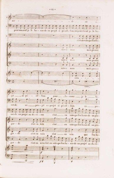 Lodoïska : Opéra en 3 actes / Paroles de Fillette Lovaux ; musique de Cherubini